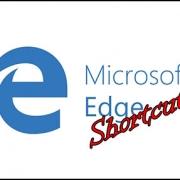 Microsoft-edge-shortcuts